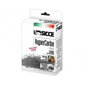 Sicce / Сичче Наполнитель для фильтров HYPERCARBO FAST активированный уголь 3x100 г