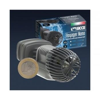 Sicce / Сичче Помпа течения NANO VOYAGER 1, 1000 л/ч, 2,8 Вт., длина провода 2,35 м. 65x40x50 мм