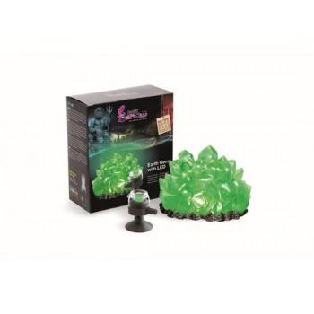 Hydor / Хидор H2SHOW декорация Зеленый Изумруд + зеленая подсветка