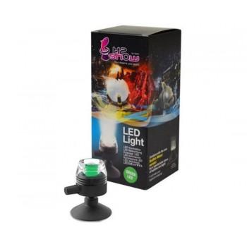 Hydor / Хидор H2SHOW подсветка для аквариумов и аэраторов LED Light зеленая