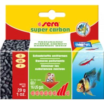 Sera / Сера Активированный уголь SUPER CARBON 29 г
