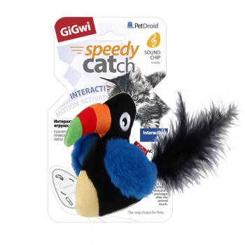 GiGwi / ГиГви 75527 Интерактивный Тукан