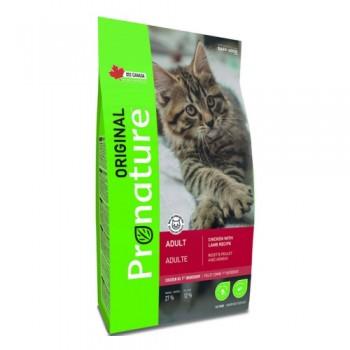 Pronature / Пронатюр Original сухой корм для кошек, курица, 2.27 кг