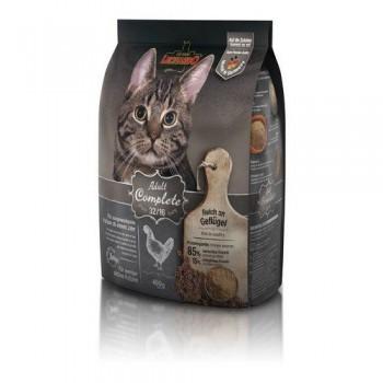 Leonardo / Леонардо Аdult Complete 32/16 корм для взрослых кошек с низким уровнем активности, 400 гр