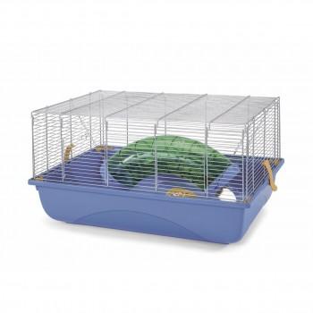 Imac / Имак клетка д/грызунов RAT 60, бирюзовый, 61x40x33 см