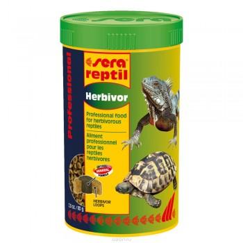 Sera / Сера Корм для рептилий Reptil Professional Herbivor 250 мл 80 г