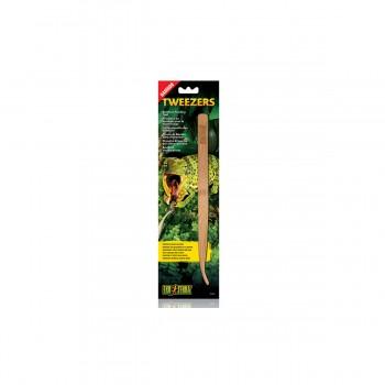 Exo Terra / Экзо Терра Щипцы для кормления из бамбука Bamboo Feeding Tweezers 1.7x1.7x29 см. PT2076