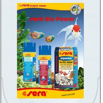 Sera / Сера Пакет для транспортировки рыб 47х17 см. Small