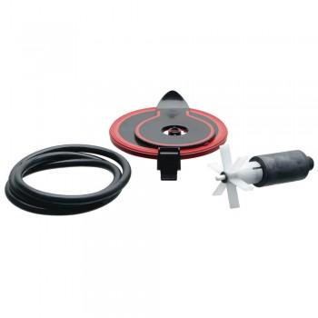 Hagen / Хаген Рем. Комплект (уплотнительное кольцо, ротор, крышка ротора) для фильтра Fluval 406 A20093