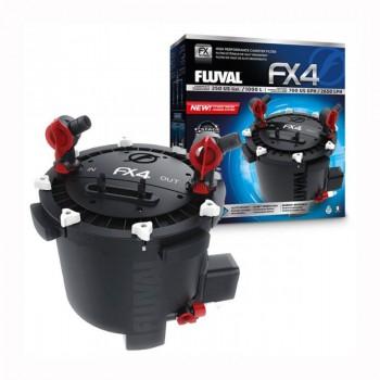 Hagen / Хаген Фильтр внешний FLUVAL FX4, 1700 л/ч  /аквариумы до 1000 л./ A214