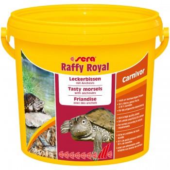 Sera / Сера Корм для рептилий RAFFY Royal 3,8 л 750 г
