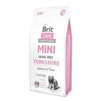 Brit / Брит Care MINI GF Yorkshire беззерновой корм для йоркширских терьеров, 2 кг