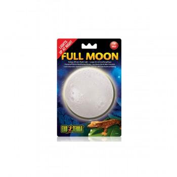 Exo Terra / Экзо Терра Светильник Exo Terra Moonlight /Полнолуние/ работает от розетки ? 10x H2.3 см. PT2360