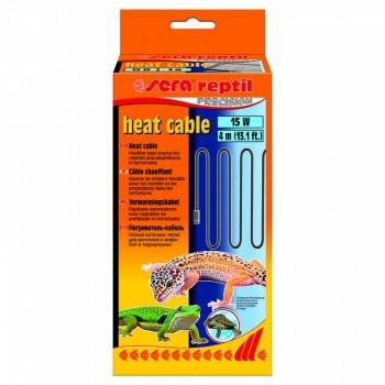 Sera / Сера Нагревательный кабель для рептилий 15 w, 4м