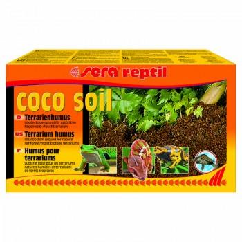 Sera / Сера Террариумный грунт reptil coco soil