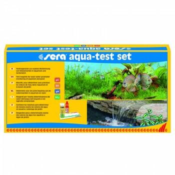 Sera / Сера Тесты для воды набор AQUA-TEST-SET рН, GH, KH, NO2