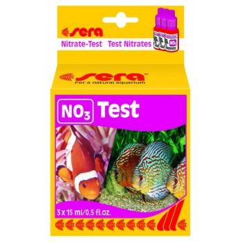 Sera / Сера Тест для воды NO3-Test нитраты 15мл