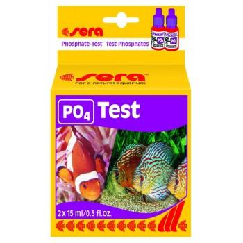 Sera / Сера Тест для воды PO4-Test фосфаты 15мл