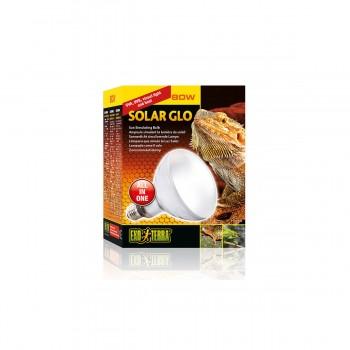Exo Terra / Экзо Терра Лампа солнечного света Solar Glo  80 Вт  /ультраф., инфракр., и видимый свет/ PT2334