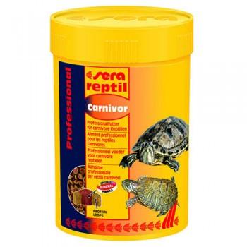 Sera / Сера Корм для рептилий Reptil Professional Carnivor 100 мл 30 г