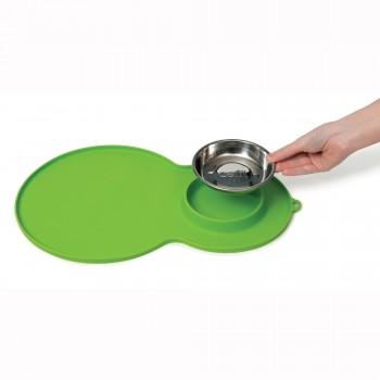 Hagen / Хаген Catit мат зеленый большой с миской