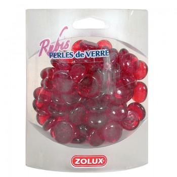 """Zolux / Золюкс Украшения для аквариума стеклянные """"Рубин"""" (красный), 410 г"""