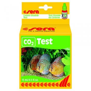Sera / Сера Тест для воды СО2-Test углекислый газ 15мл