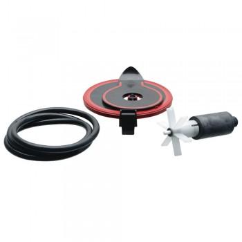 Hagen / Хаген Рем. Комплект (уплотнительное кольцо, ротор, крышка ротора) для фильтра Fluval 306 A20092