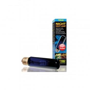 Exo Terra / Экзо Терра Лампа лунного света Night Heat Lamp  15 Вт. PT2120