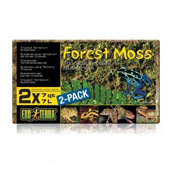 Exo Terra / Экзо Терра Мох натуральный для террариумов Forest Moss. PT3095