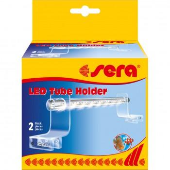 Sera / Сера Держатель для светодиодных ламп LED Tube Holder Clear 2 шт.