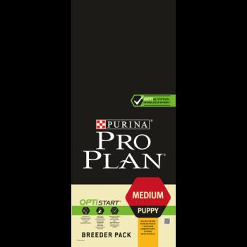 Pro Plan / Про План сухой корм д/щенков средних пород курица, рис, 18 кг