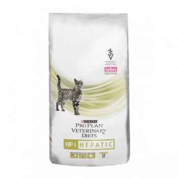 Purina PVD / Пурина сухой корм д/кошек при заболевании печени, 1,5 кг