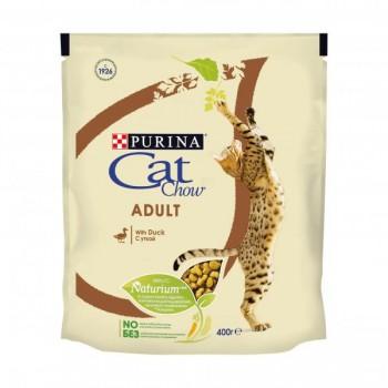 """Cat Chow / Кэт Чоу """"Adult"""" сухой для Кошек Утка 400 гр"""