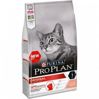 """Pro Plan / Про План """"Adult"""" с комплексом OPTIRENAL сухой для кошек Лосось 1,5 кг"""