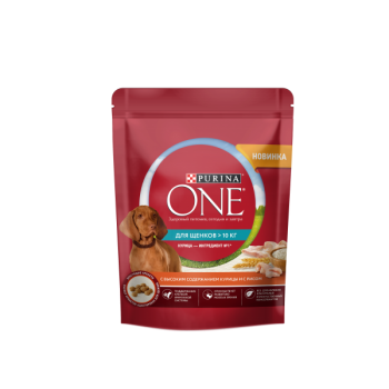 Purina One / Пурина Ван сухой корм MEDMAXJNR курица, рис, 2,5 кг