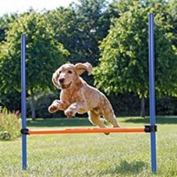 Trixie / Трикси Набор для аджилити Jump, 1,23 м х1,15 м, пластик