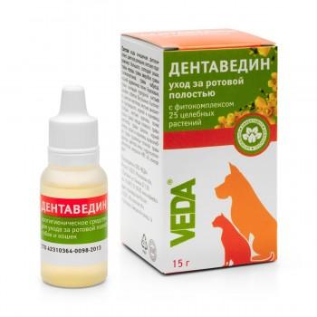 Veda / Веда Дентаведин гель д/обработки полости рта 15 гр
