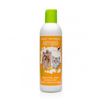 Veda / Веда Шампунь Лапушка инсектицидный для собак и кошек 220 мл