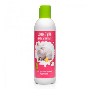 Veda / Веда Витаминный шампунь для кроликов, 220 мл