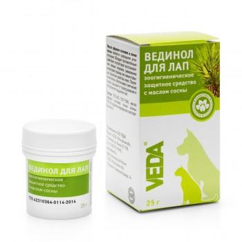 Veda / Веда Вединол Бальзам для лап 25 гр