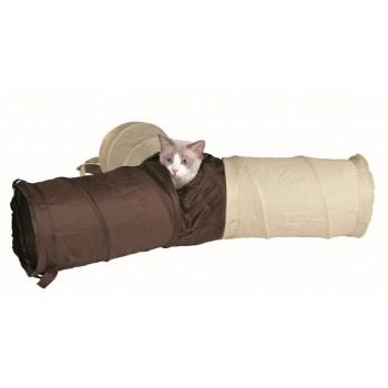 Trixie / Трикси Тоннель для котят, нейлон, 3 x ф 22 x 50 см