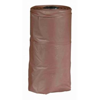 Trixie / Трикси Одноразовые биоразлагаемые пакеты для уборки за собаками, M, 4 рулона по 10 шт., коричневый
