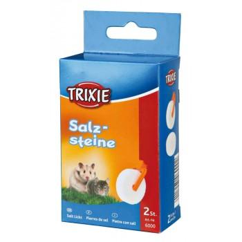 Trixie / Трикси Соль-лизунец с держателем, 84 гр.