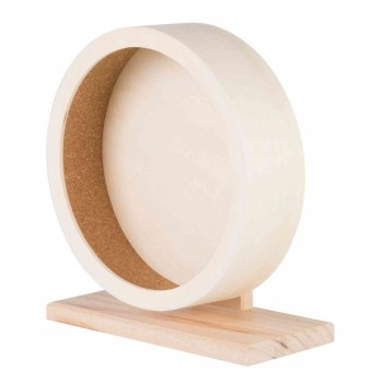 Trixie / Трикси Колесо деревянное, ф 21 см