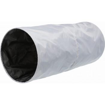 Trixie / Трикси Туннель для кошки XXL, ф 35 х 85 см, серый
