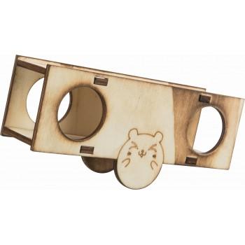 Trixie / Трикси Качели для хомяков/мышей 5 х 7.5 х 17 см
