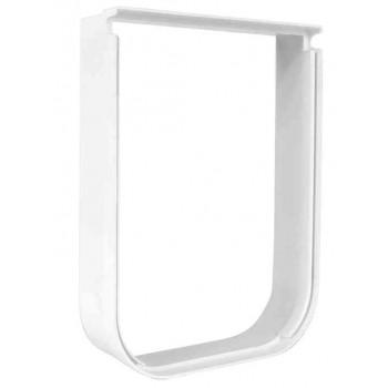 Trixie / Трикси Дополнительный элемент (тоннель) для дверцы арт.3877, белый