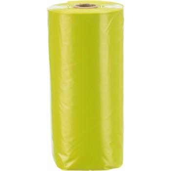 Trixie / Трикси Пакеты для уборки за собаками с запахом лимона М 4 рулона по 20 шт. желтые