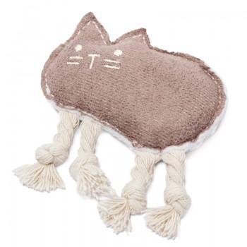 """Triol / Триол Игрушка для кошек """"Котенок"""", 80мм"""